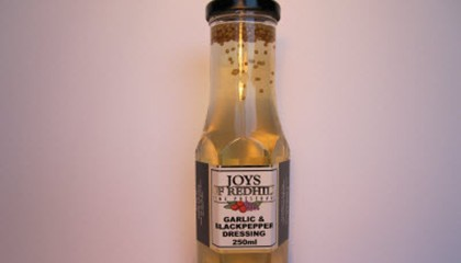 Garlic & Black Pepper Dressing